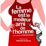 LA FEMME EST LE MEILLEUR AMI DE L'HOMME- Visuel redim