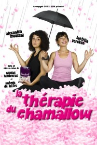 LA THERAPIE DU CHAMALLOW- Visuel redim